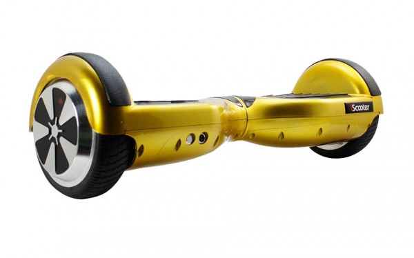 Hoverboard – Gold
